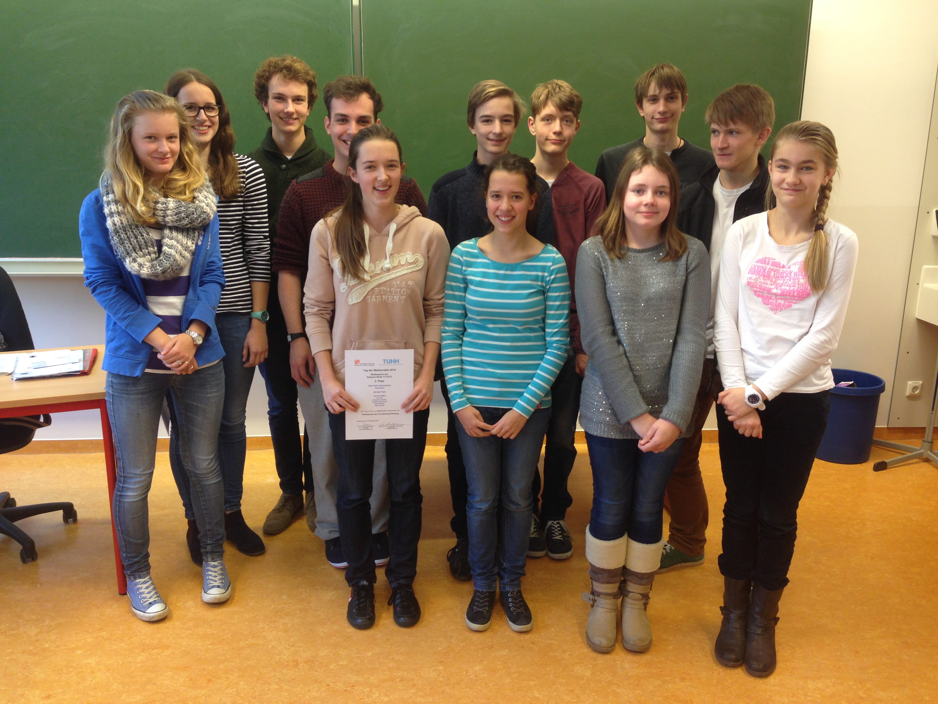 Ohg Geesthacht otto hahn gymnasium geesthacht kategorie